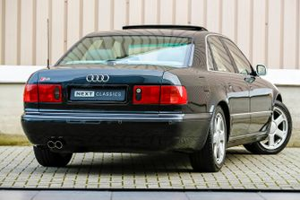 Tweedehands Audi S8 1998 occasion