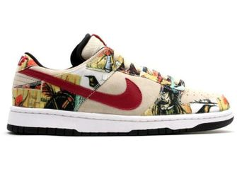 Nike Dunk SB Low Paris, sneakers, sneaker, duurste, StockX