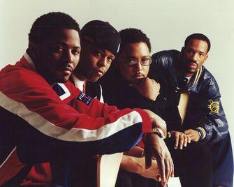hiphop, modetrends, jaren 90