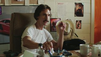 Matthew McConaughey, afvallen, dallas buyers club