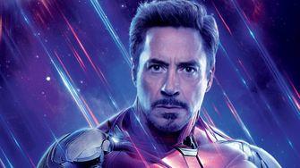 Robert Downey Jr. Iron Man Avengers Endgame Avengers Infinity War