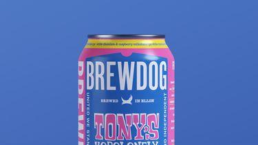 Tony's Chocolonely en Brewdog maken een witte chocolade en frambozenmilkshake IPA