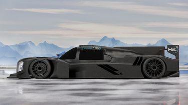 Forze, XI, VIII, Nederland, Nederlandse, Waterstof, Waterstofauto, Auto, snelste waterstof-raceauto