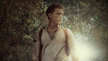 tom holland, nathan drake, playstation, films, uncharted, sony
