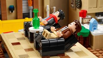 LEGO, Friends, bouwset, appartementen