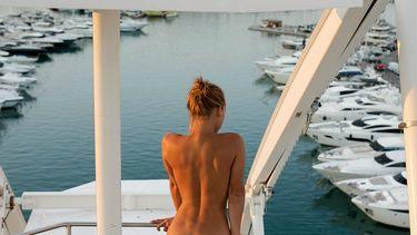 Marisa Papen naaktmodel fotoshoot