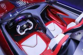 MG Cyberster, elektrische roadster