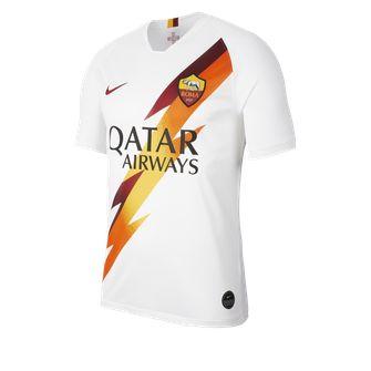 stijlvolle, voetbalshirts, uitshirt, as roma, seizoen 2019 2020