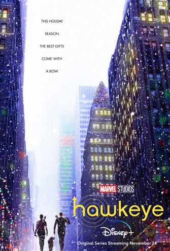 Marvel Studios dropt brute eerste trailer voor Hawkeye-serie