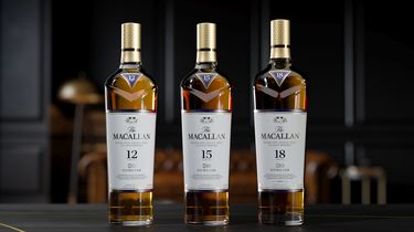 The Macallan Double Cask 12 15 18 Year Old whisky