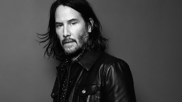Saint Laurent, Keanu Reeves, stijl, mode, john wick, gezicht
