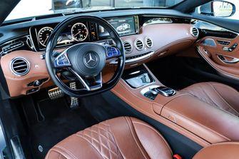 Tweedehands Mercedes-Benz S-Klasse Coupé 2015 occasion