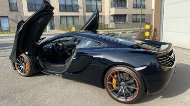 Belgische overheid verkoopt McLaren en Ferrari in online webshop