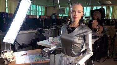 robot sophia, nft, art, kunst, kunstwerk