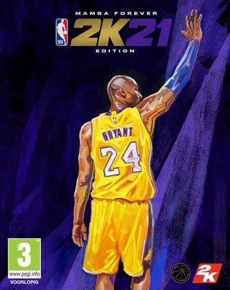 Kobe Bryant NBA 2K21