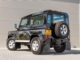 Tweedehands Land Rover Defender 2004 occasion