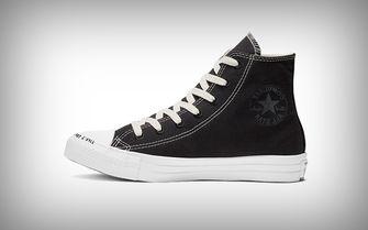 sneaker converse zwart