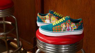 Vans x Simpsons-collectie