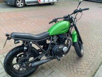 drie betaalbare custom bikes 1.700 euro