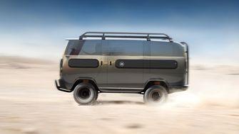 ebussy, elektrische camper, elektrisch voertuig, modulair, electric brands