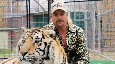 joe exotic, tiger king, kledinglijn Netflix