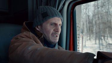 The Ice Road: Netflix dropt trailer voor keiharde thriller met Liam Neeson