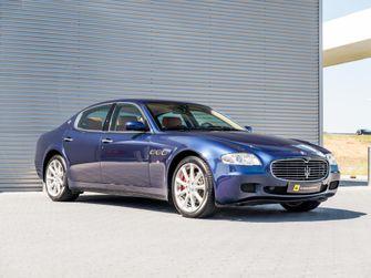 Tweedehands Maserati Quattroporte occasion