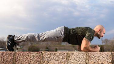 plank, planken, thuis trainen, variaties