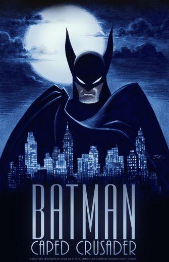 Batman Caped Crusader Animatieserie