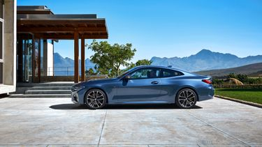 Nieuwe BMW 4 Serie grill betrouwbare