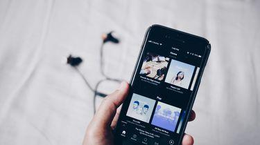 Spotify beperking limiet