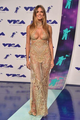 Heidi Klum, VMA, 2017, MTV MUSIC VIDEO AWARDS