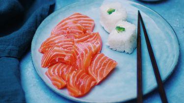 zalm, voedingsmiddelen, voeding, massa, spieren, spiergroei, spieropbouw
