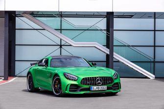 Mercedes-AMG GTR, Lewis Hamilton