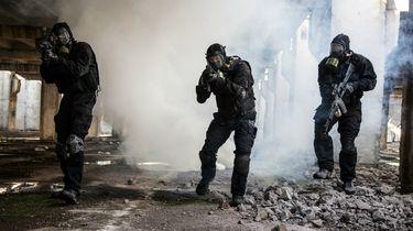 Airsoft politie special forces killstreak