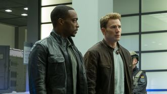 The Falcon and the Winter Soldier, captain america, marvel
