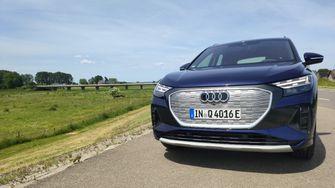 Audi Q4 e-tron, Sportback