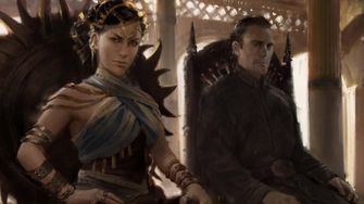 Prinses Nymeria, 10000 ships, game of thrones