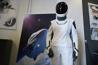 ruimtepak, spacex