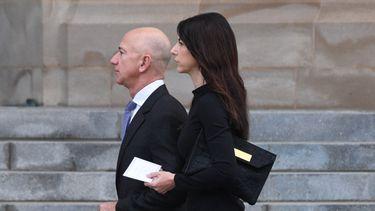 MacKenzie scott, jeff bezos, ex-vrouw, doneert, 4 miljard
