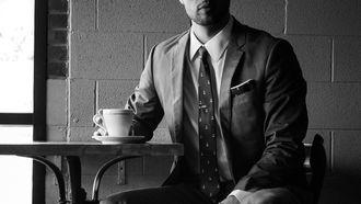 bedrijf, de koffiejongens, mannentoeslag