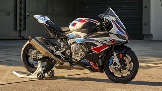 BMW M 1000 RR, 2020, m sport, motor