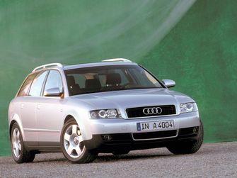 Audi A4 B6 4x4