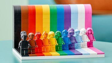 lego, pride, lhbti, bouwset, set