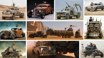 Dodelijke occasions: 13 gestoorde auto's uit Mad Max worden geveild