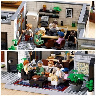 LEGO 10291 Queer Eye – The Fab 5 Loft Netflix