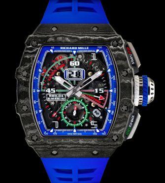 Richard Mille RM 11-04, horloge, pak, armani, roberto mancini, bondscoach, italie, ek 2021