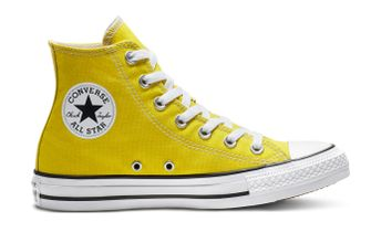 converse all star, gele sneakers, 2020, hot, trend
