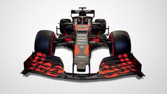 RB15 Max Verstappen Red Bull