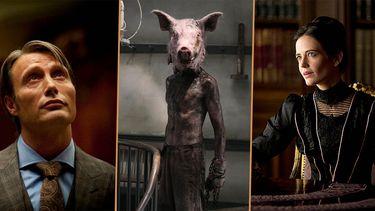 netflix horror series en films